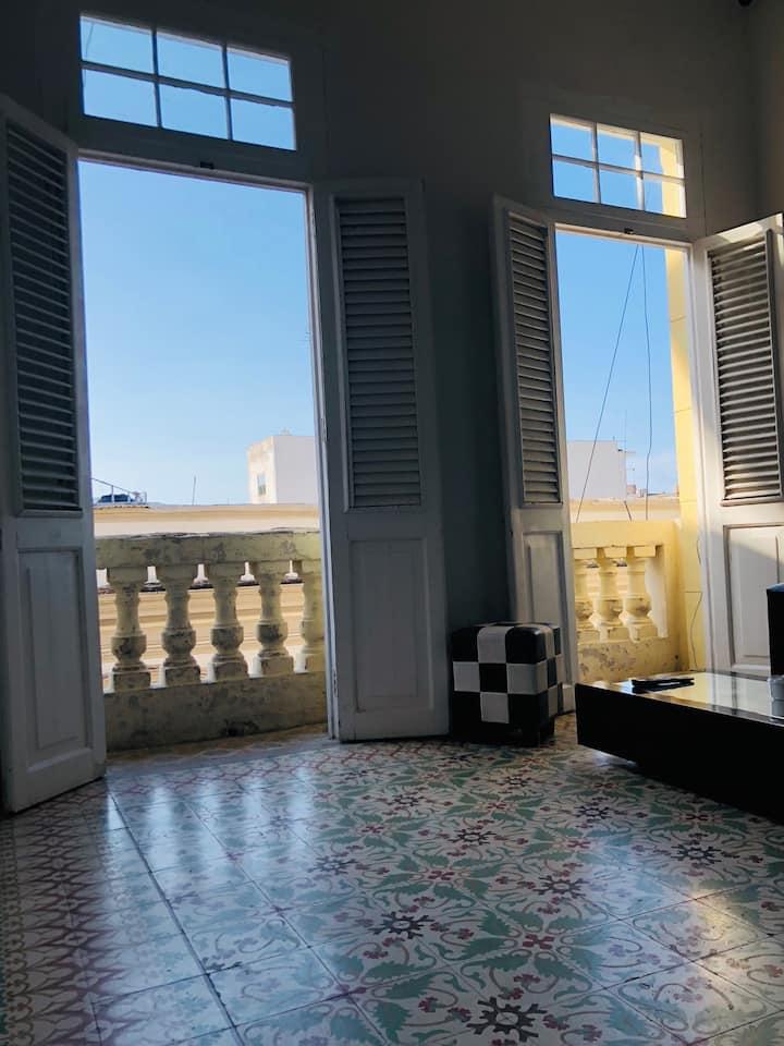 Apartamento privado en Centro Habana