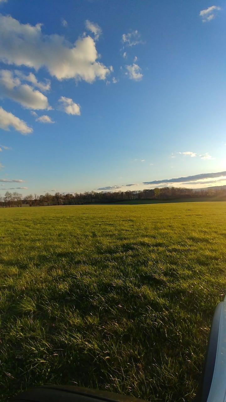 Campsites in Loudoun's Beautiful Countryside