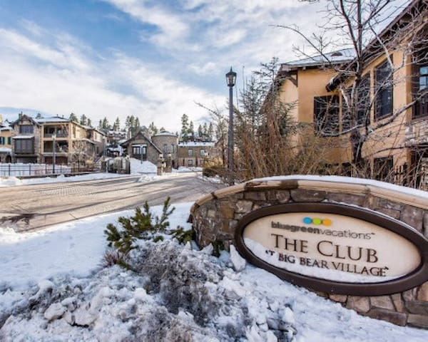 Luxury 3br townhome in Big Bear Mountain resort - Big Bear Lake - Villa