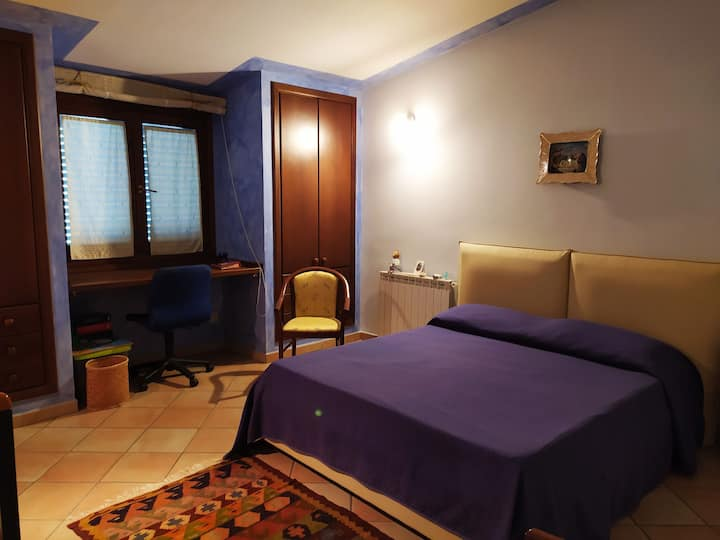 Quiet room with garden view - Casteldaccia