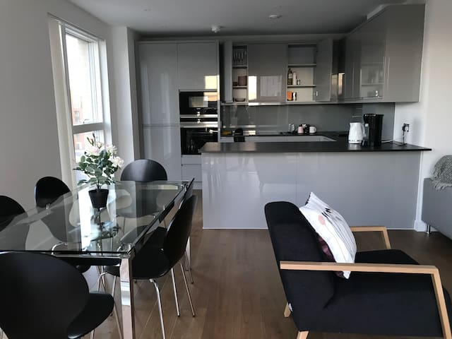 Massive, Modern 3 Bed Room Apartment