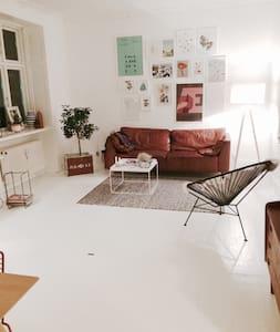 Bright apartment in Frederiksberg (81 m2) - Frederiksberg