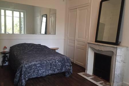 Bel appartement spacieux au calme en centre-ville
