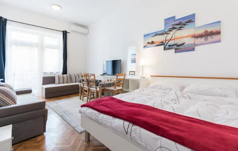 Zagrebo centre puikus apartamentai 2