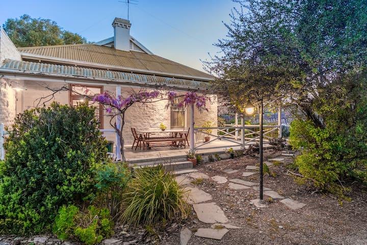 Sweet Briar in the Vines - original stone cottage