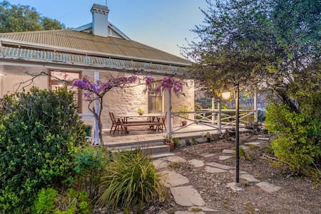 Sweet Briar in the Vines - original stone cottage
