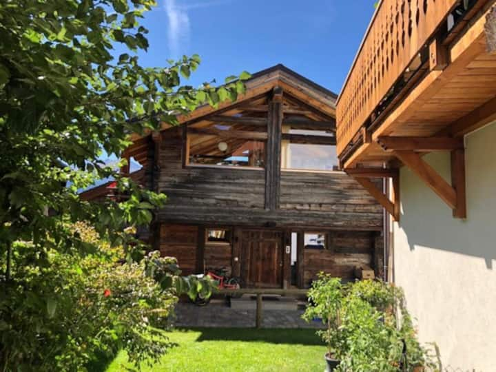 Modern studio in the heart of Verbier-Village
