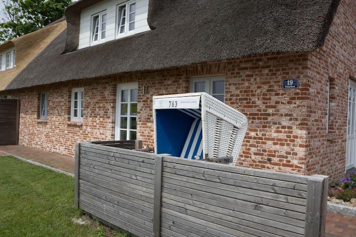 Reethus Steuerbord - Dagebüll - บ้าน