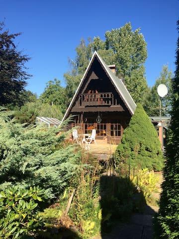 Ferienhaus am Mescheriner See - Mescherin - Haus