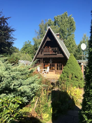 Ferienhaus am Mescheriner See