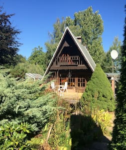 Ferienhaus am Mescheriner See - Mescherin