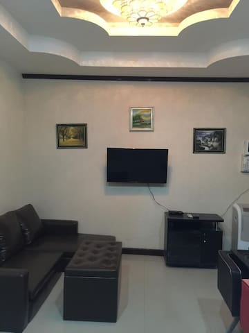 Bedrooms Condo in Center  of Vientiane.