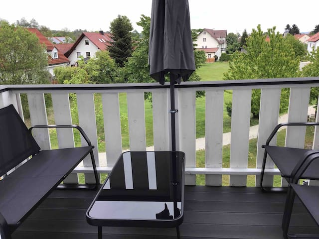 Klimatisiertes Dachgeschoss in Einfamilienhaus