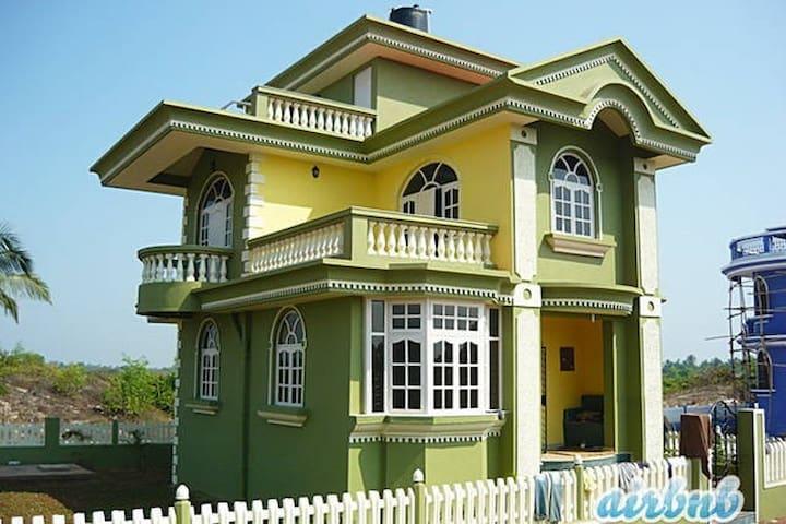 Villa Vanilla in Cavelossim - Goa - Villa