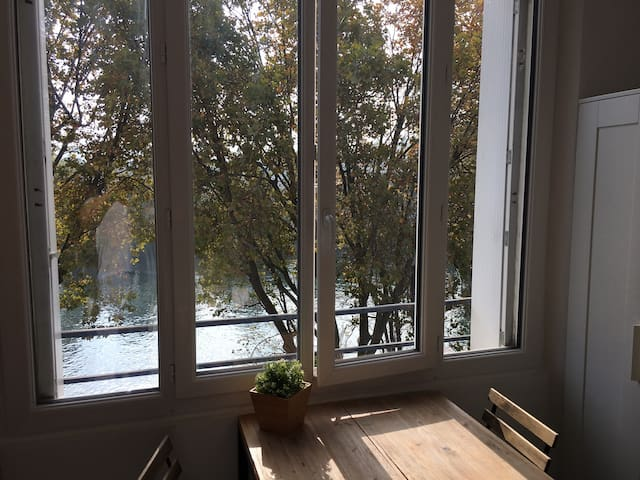 Cosy Appartment  > View on Seine Near Eiffel Tower - Boulogne-Billancourt