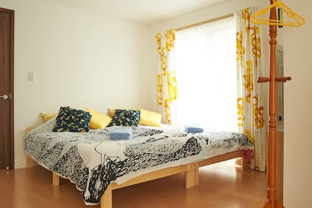 RECOMMENDED! Sunny room, 4mins to Yoyogi park WIFI - House