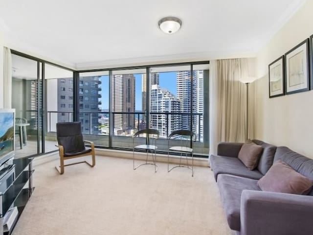 2 Bed Executive Sydney CBD Apt - Sydney - Byt