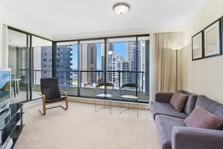 2 Bed Executive Sydney CBD Apt - Sydney - Huoneisto