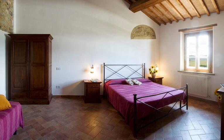 Appartamento rustico in casolare toscano - Toscana - Lägenhet