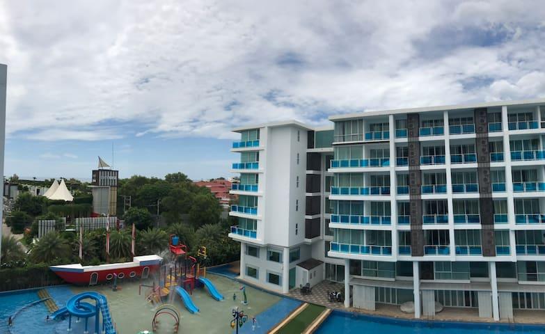 My resort Huahin C503
