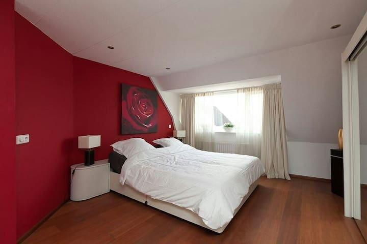 A nice bedroom in Wembley
