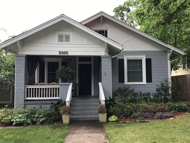 Private house in great Little Rock neighborhood - Little Rock - House