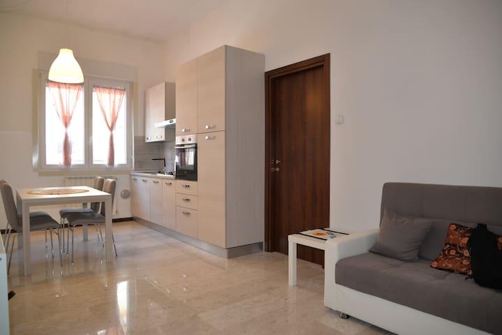 Appartamento NUOVO in Centro - 3 Stanze da Letto