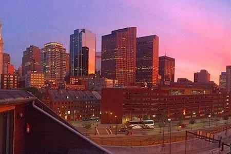 Downtown Boston semi-private room - Boston - Wohnung