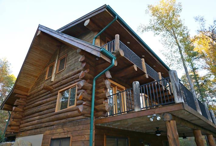 Drift Away Log Cabin