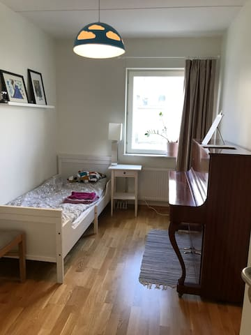 Cosy room near Uppsala University