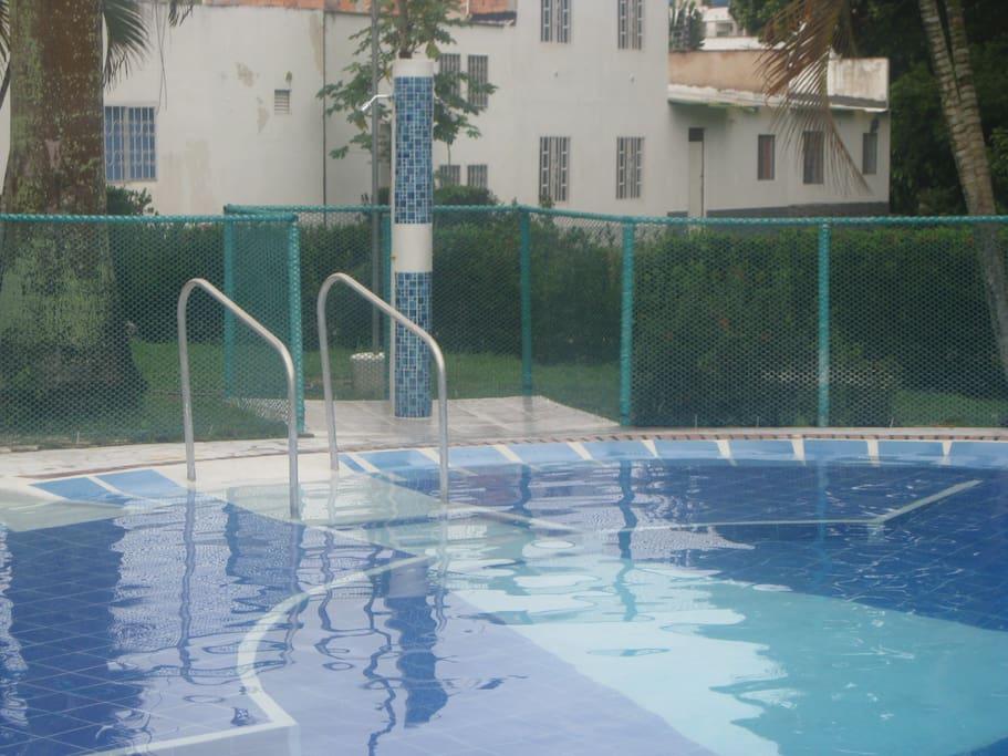 piscina comunal