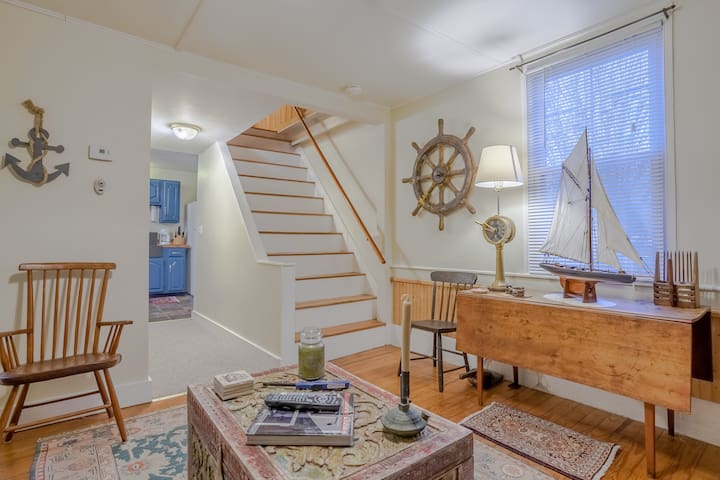 Historic Boothbay Harbor Cottage - Boothbay Harbor - Appartement