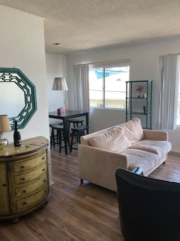 Gorgeous, bright and spacious WeHo apartment