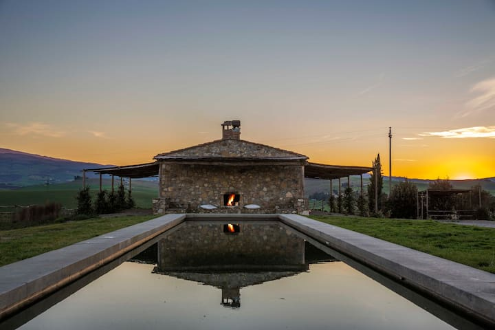 Luxury country resort - Castiglione d'Orcia - Bed & Breakfast