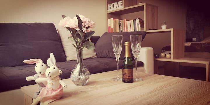 Goose Neck - a cozy apartment in Rumia