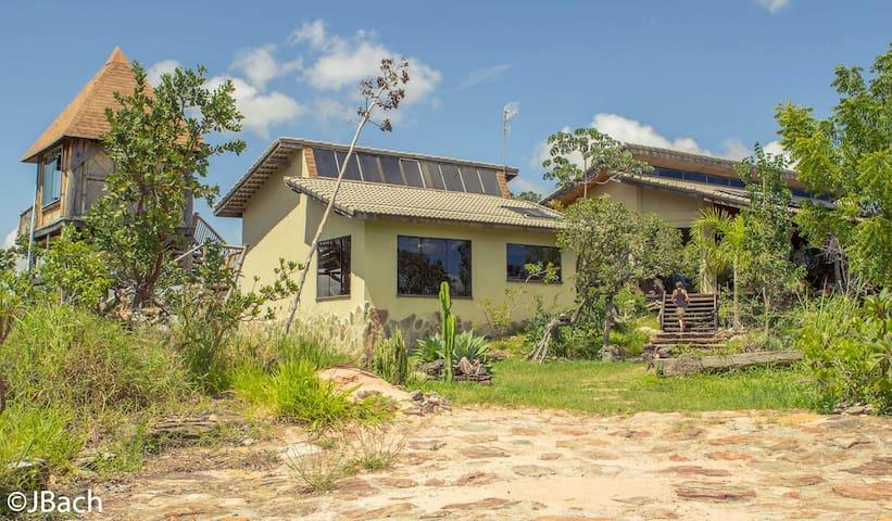 The 'Indian Room' in Vila Paraiso