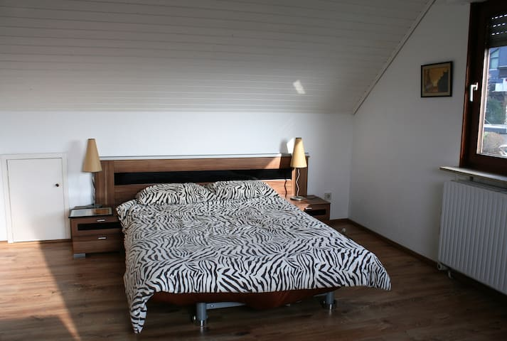 Private Double Bedroom near the Forest