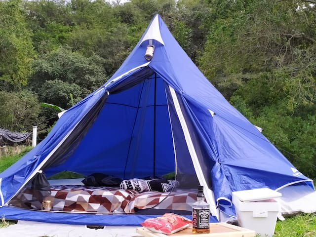 Glamping 4 personas