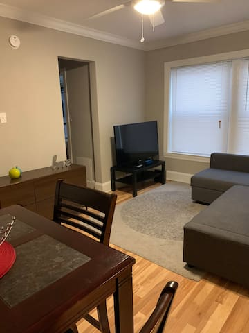 Beautiful 1 Bedroom Apt in Lakeview East