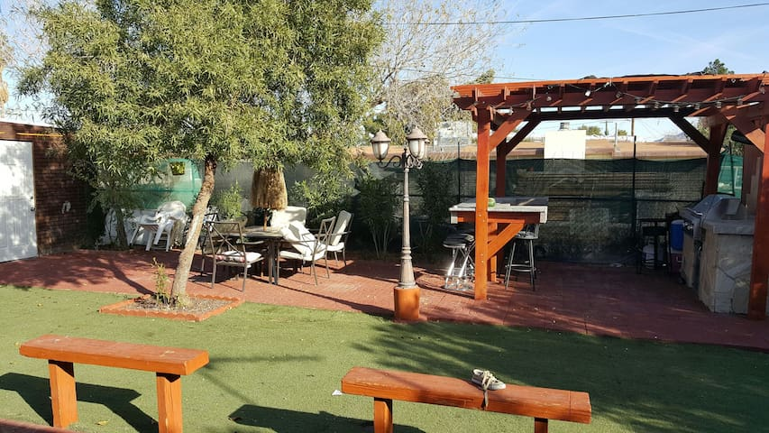 Studio independi near las vegas blv - North Las Vegas - Dom