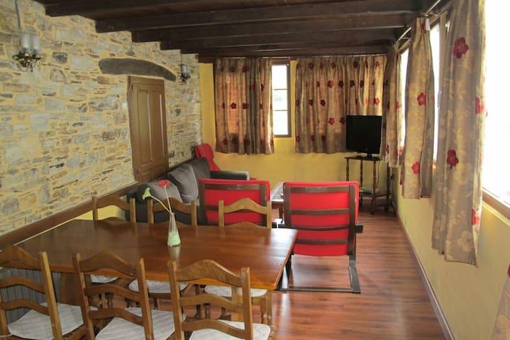 Casa rural en Taramundi El Naranjo