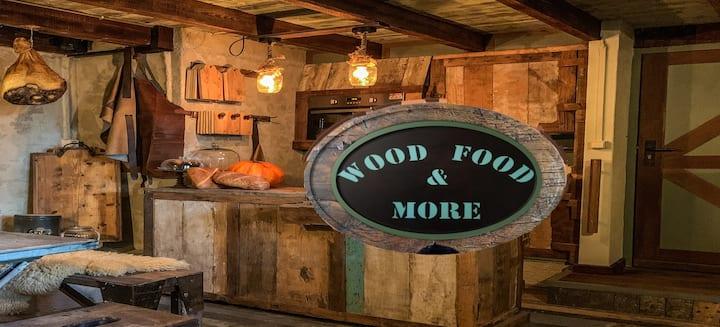 B&B Wood, Food & More