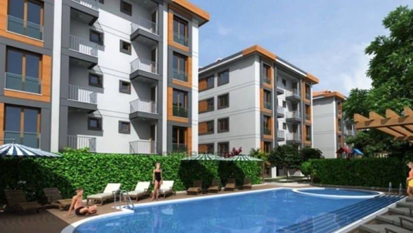 Hanzade Evleri, luxury apartment