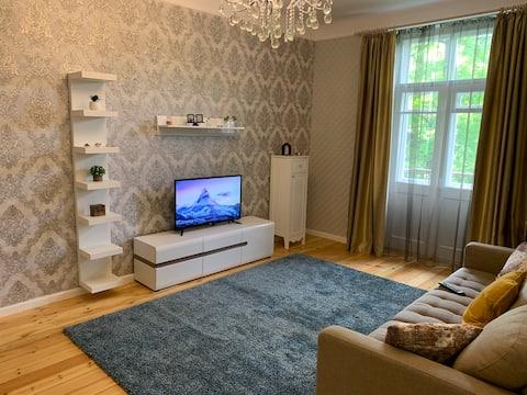 Alleyka-2 room flat+ separate kitchen & rest zone
