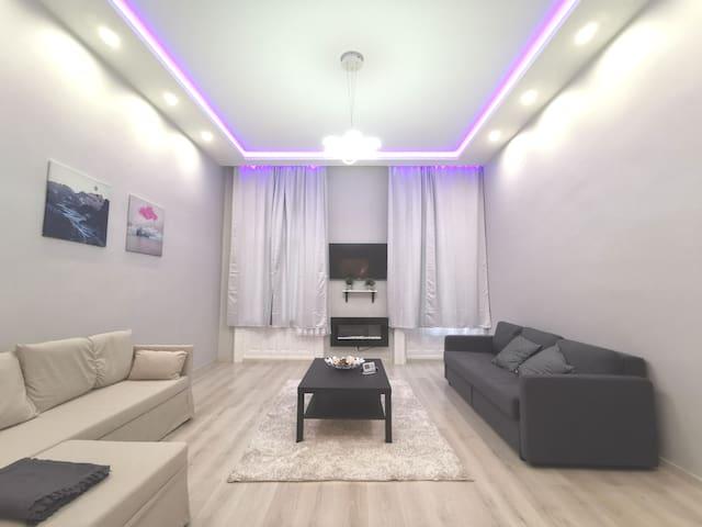 Stylish Design Downtown Apartment