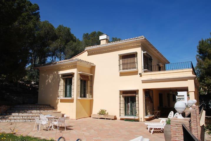 Villa Dracónida - Oliva - Casa