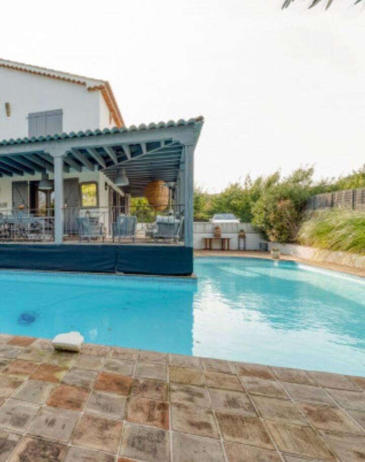 Villa 5 🌟 Le Bosquet avec piscine