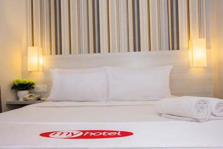 My Hotel @ Sentral , KL Sentral (Double Room)