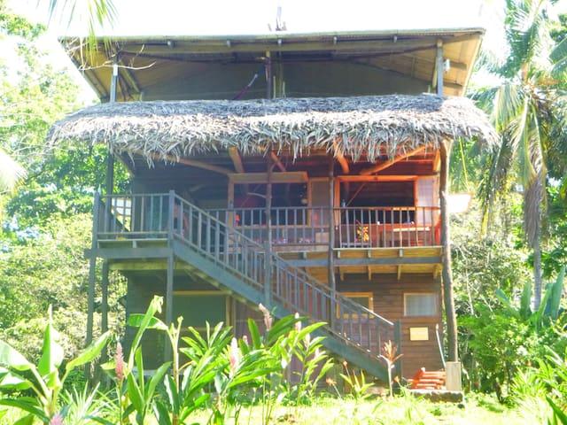 Hill House Jungle Lodge