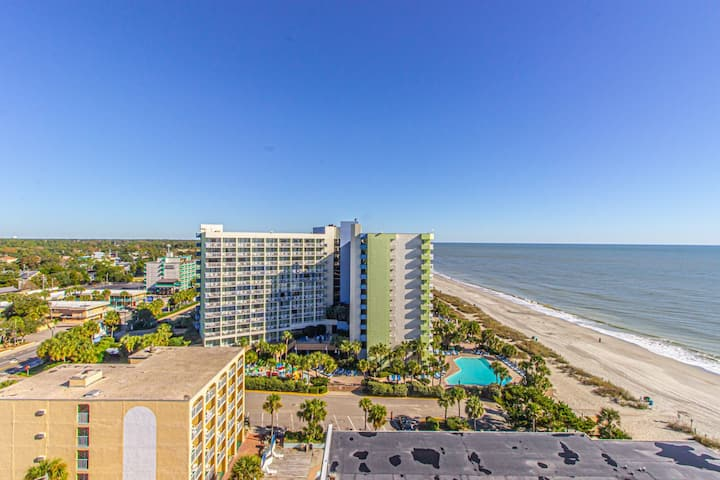 Awesome Views - Sea Mist Resort 51402 - 2 Double Beds!